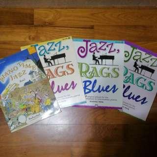 Jazz Piano Books for Beginners
