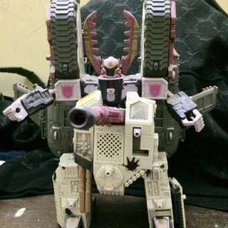 transformers Megatron from Hasbro