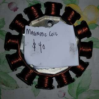 Spark 135 magnetic coil