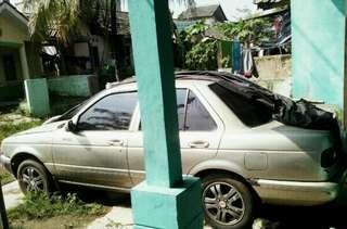 Nissan sunny 1998
