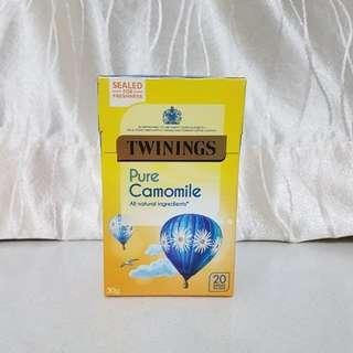 Twinings純洋甘菊茶包1盒