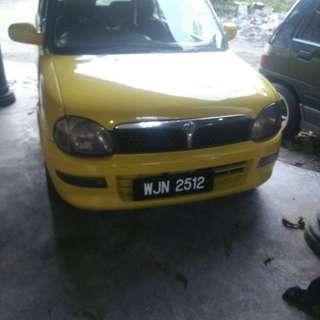 2001 Produa Kelisa 1.0 Auto