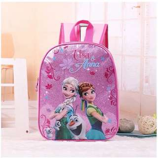 Frozen/ Spider-Man/ paw patrol/ Sofia/ Car bag