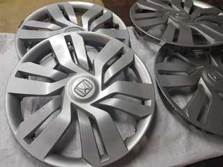 Honda city hubcaps