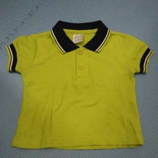 Polo Shirt Baby Boy size 6-9month