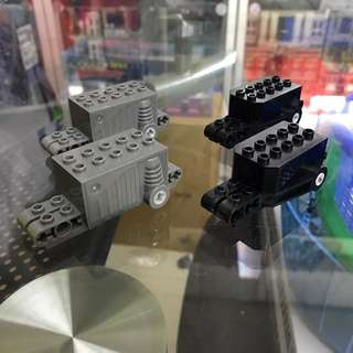 Lego Pull-Back Motors