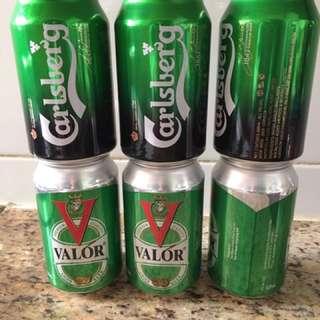 全新啤酒 (6罐)