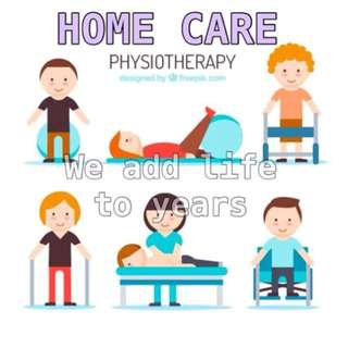 Home Care Physical Therapist👩‍⚕️