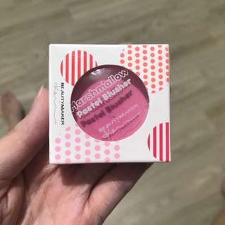 Beauty maker marshmallow pastel blusher