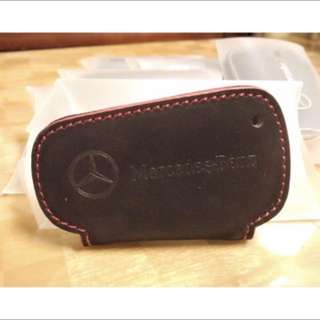 🚚 AMG 正原廠Mercedes - Benz 賓士鑰匙皮套