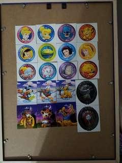 迪士尼貼紙