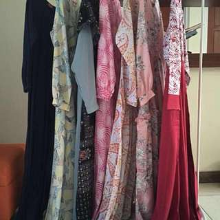 Gamis syar'i collection