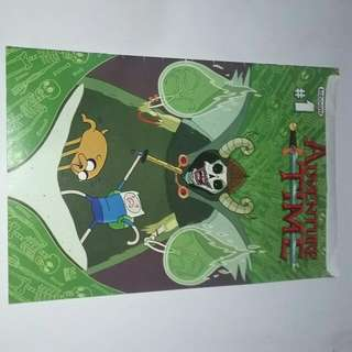 Adventure Time Rare Limited Edition Issue #1 Kaboom! Comic Sample