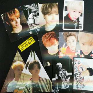 [WTS ONLY] GOT7 Yugyeom + Bambam + Youngjae Photocards
