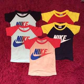 T-Shirt budak NIKE