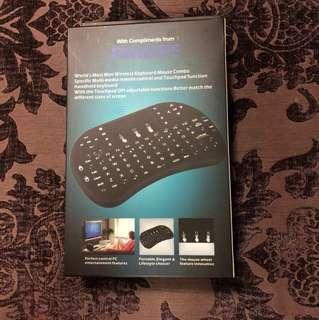 Brand New mini wireless keyboard mouse combo