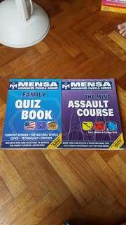 Mensa Books