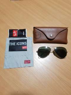 Pre-loved Ray-Ban Aviators