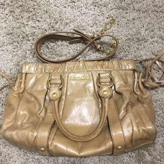 Good deals -Authentic Miu Miu bag