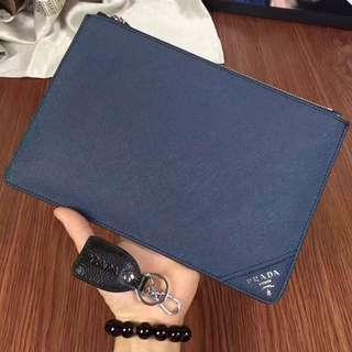 PRADA Luxury Clutch