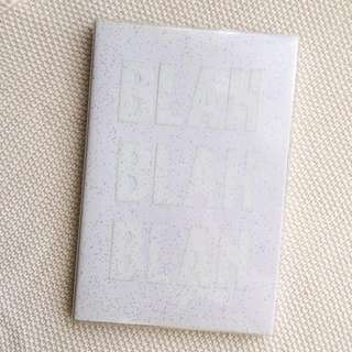Cotton On Typo Notebook