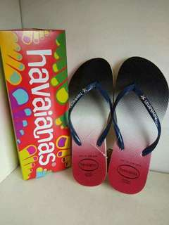 Printed Havaianas for men Size 39, 40, 41, 42, 43, 44