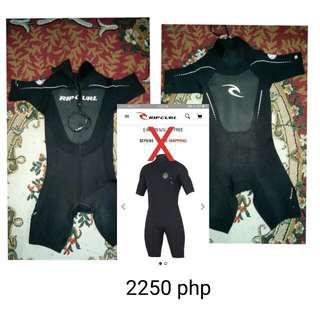 Rip curl  wetsuit swim suit