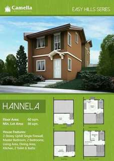 House and Lot Camella Sierra Metroeast