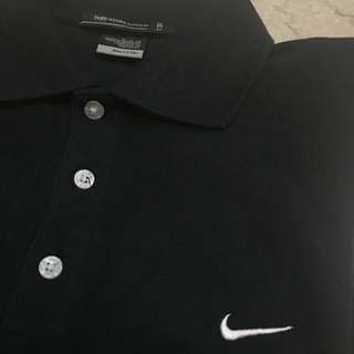 "Original Nike Polo Long Sleeve ""Tiger Woods"""