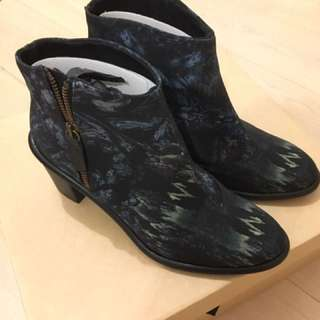 Miista London Ankle Boots Camo No Studs 短靴