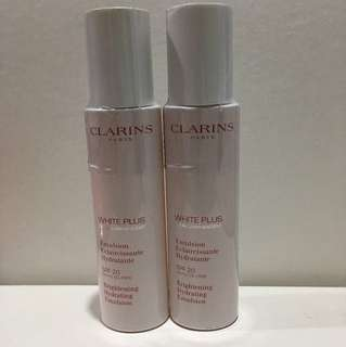 Clarins White Plus Brightening Hydrating Emulsion SPF 20 75ml