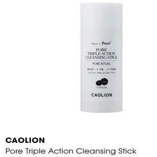 Caolion Pore Triple Action Cleansing Stick