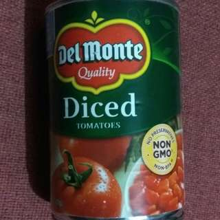Del Monte Diced Tomatoes蕃茄粒