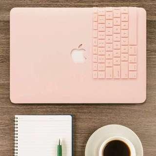 MacBook Air/ Pro/ Retina Laptop Case + Keyboard Cover