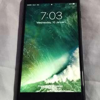 Iphone 7 plus 256gb factory unlocked complete