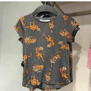 H&M kenzo leopard