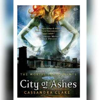 Ebook City Of Ashes