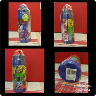 Transformers Water Bottle