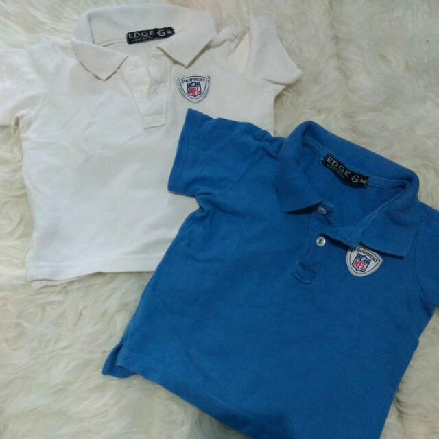 2pcs Polo Shirt Branded