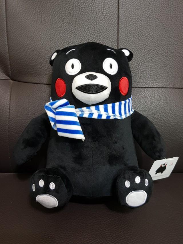 💥娃娃機-戰利品💥日本幸運之物-熊本熊娃娃約30cm
