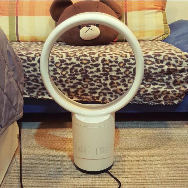 無葉片電風扇