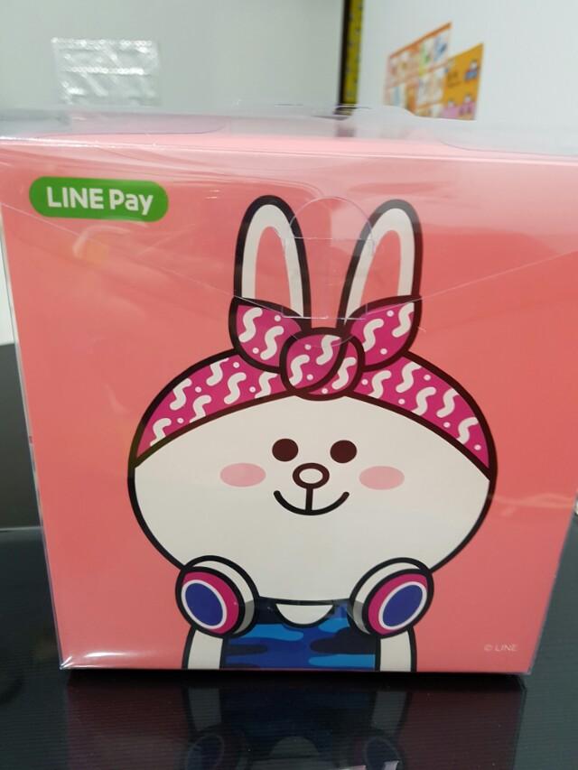 兔兔耳機全新