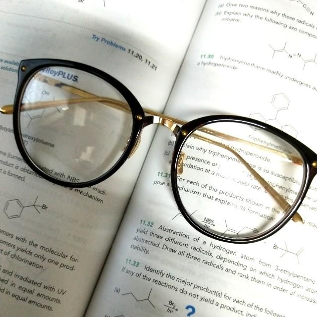 黑框+金屬 眼鏡