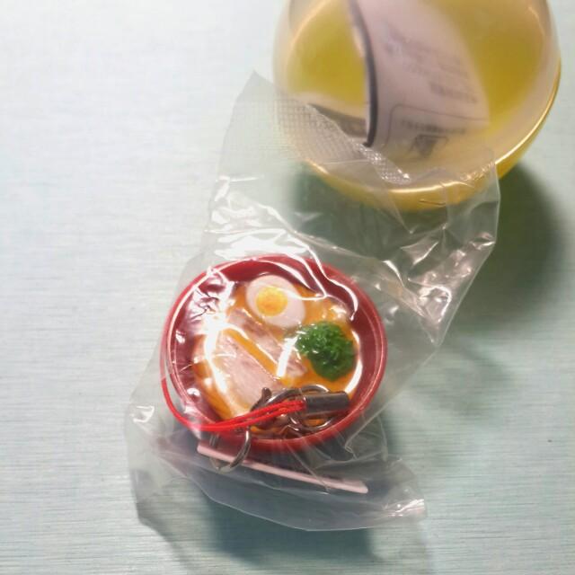 扭蛋🍳叉燒拉麵 造型
