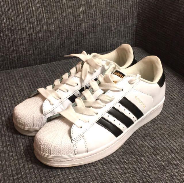 正品 Adidas Superstar金標經典款