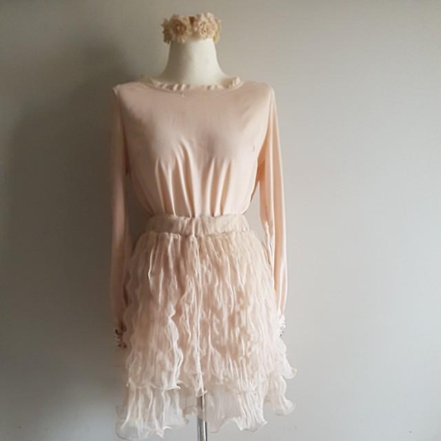 🏠 New pin clove skirt szXS