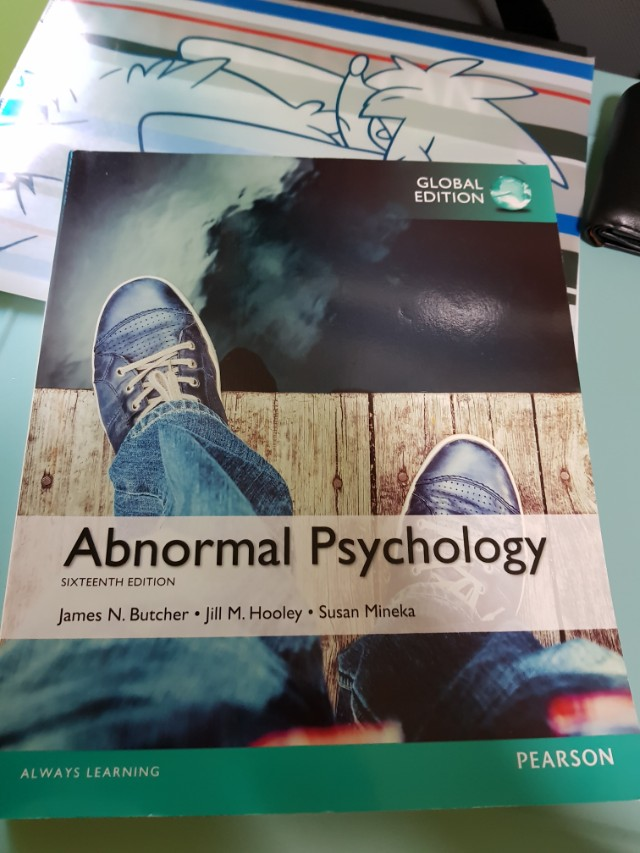 Abnormal psychology sixteenth edition james n butcher books photo photo photo fandeluxe Choice Image