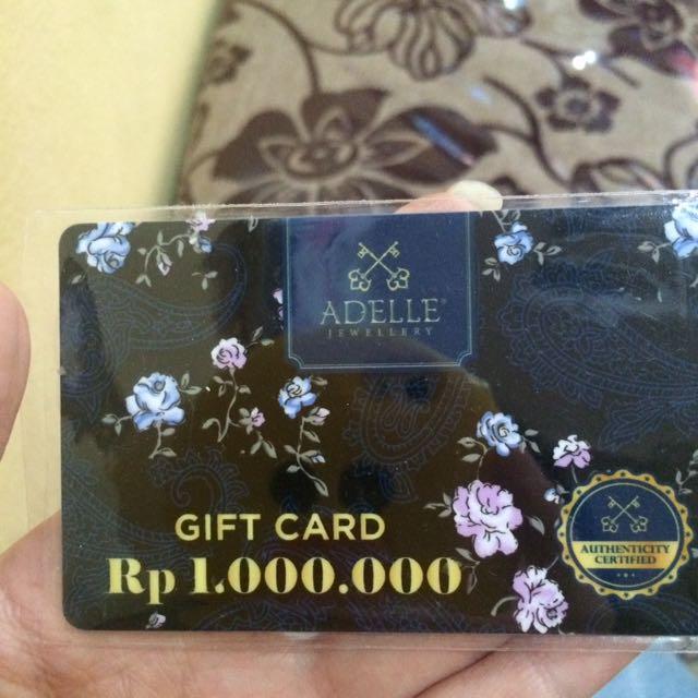 Adelle jewellery