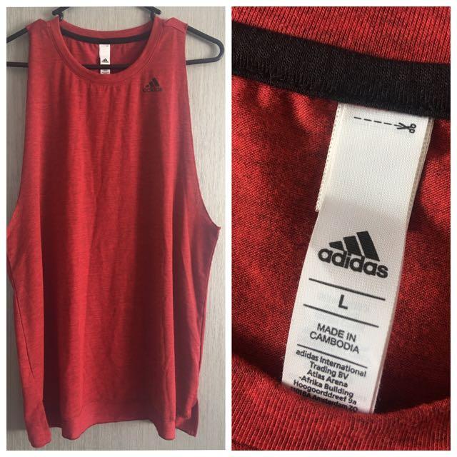 Adidas Singlet