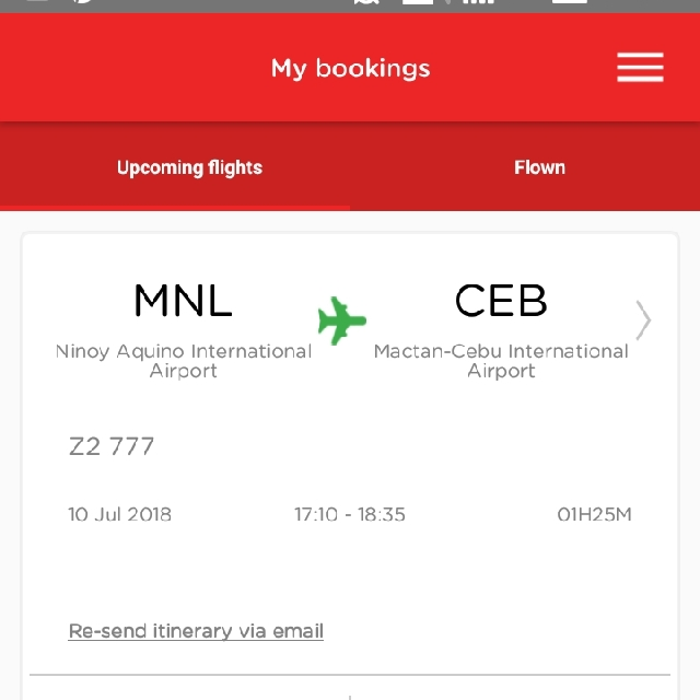 AirAsia MNL-Cebu